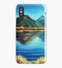 Glenorchy, New Zealand by Ira Mitchell-Kirk iPhone Case/Skin