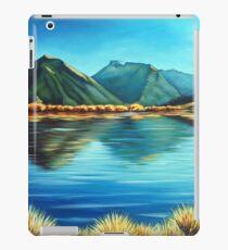 Glenorchy, New Zealand by Ira Mitchell-Kirk iPad Case/Skin