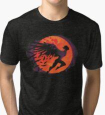 Icarus: Sunset Tri-blend T-Shirt
