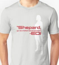 EDI from ME3 T-Shirt