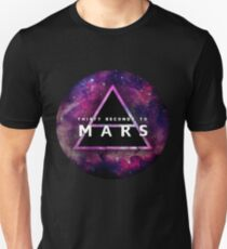 30 Seconds to Mars: Galaxy Design T-Shirt