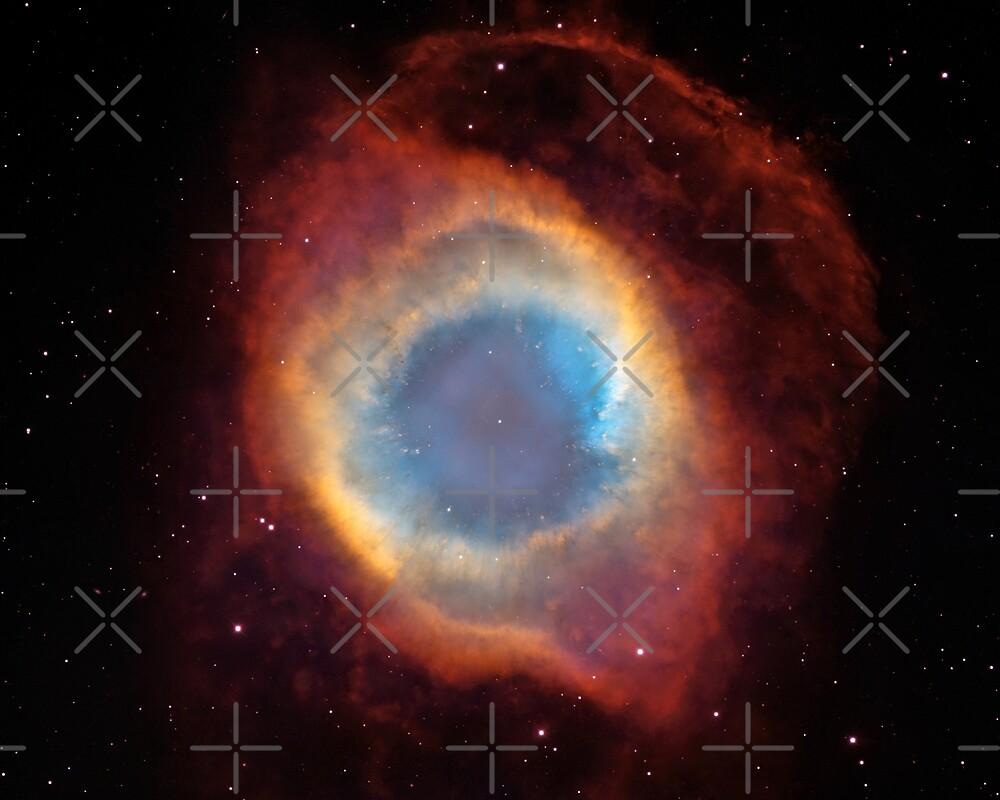 Space Nebula Image by SpaceAlienTees