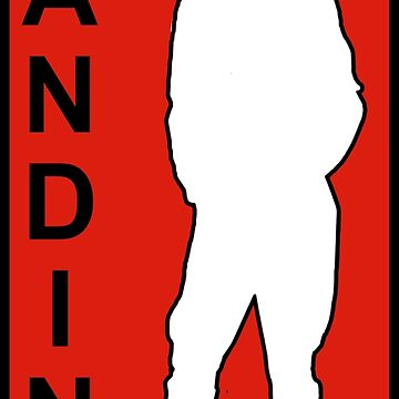 SANDINO silhouette by petermiller