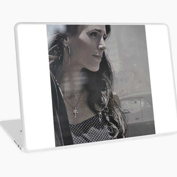 The Beauty from Fast and Furious Laptop Skin