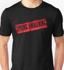 Frühlingserwachen Logo 1 Slim Fit T-Shirt
