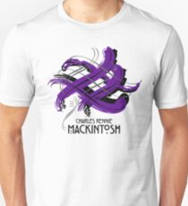 Charles Rennie Mackintosh  Unisex T-Shirt
