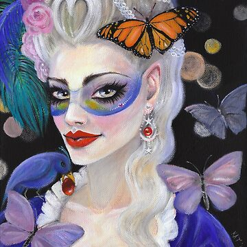 Midnight Masquerade by KimTurner