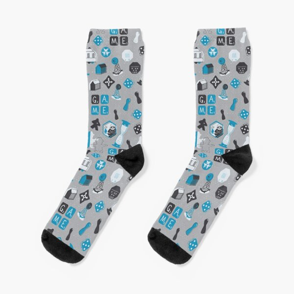 Board game pieces Socks