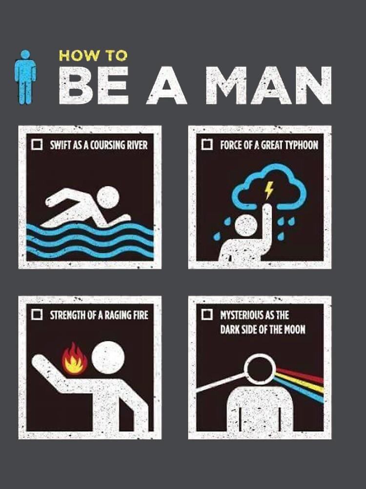 Wie man ein Mann sein kann von Tappina95