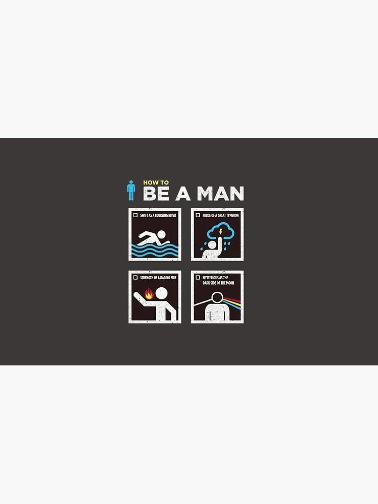 Cómo ser un hombre de Tappina95