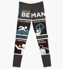 How to Be a Man Leggings