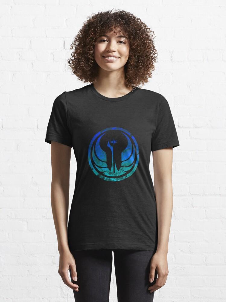 Alternate view of Old Republic emblem Essential T-Shirt