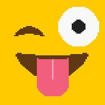 Emoji Tongue by dovpanda