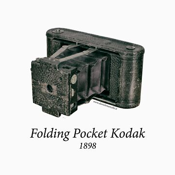 Folding Pocket Kodak by danielemarcello