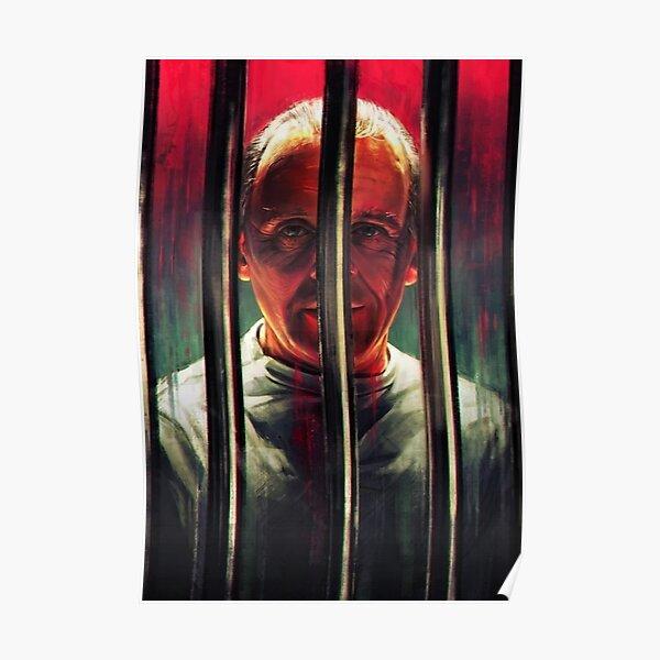 Hannibal Lecter Poster