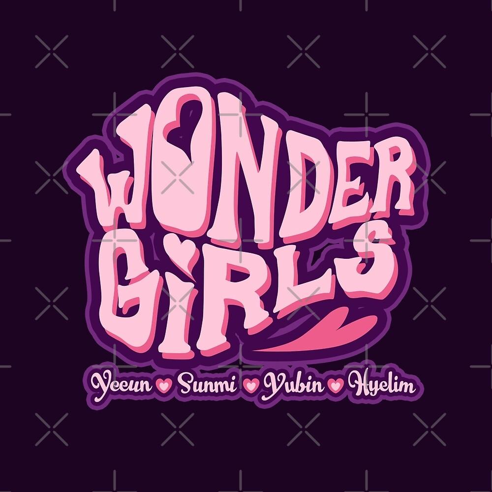 Wonder Girls Why So Lonely? by skeletonvenus