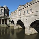 Pulteney Bridge by CreativeEm