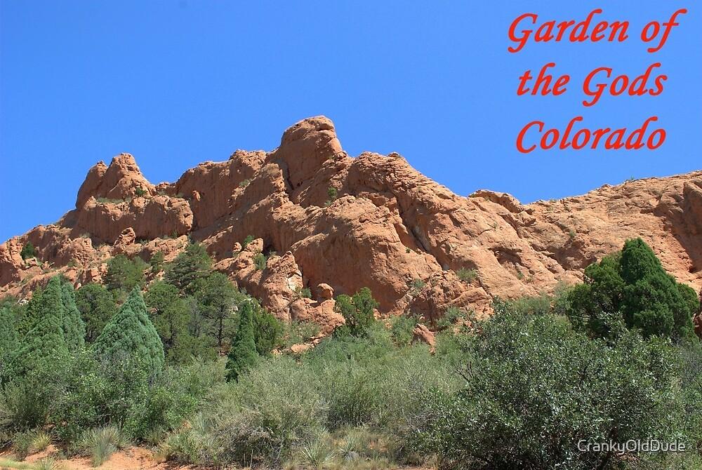 Garden of the Gods #2 by CrankyOldDude