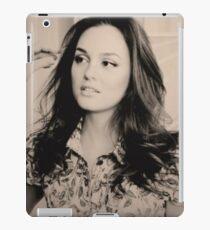Blair Waldorf  iPad Case/Skin