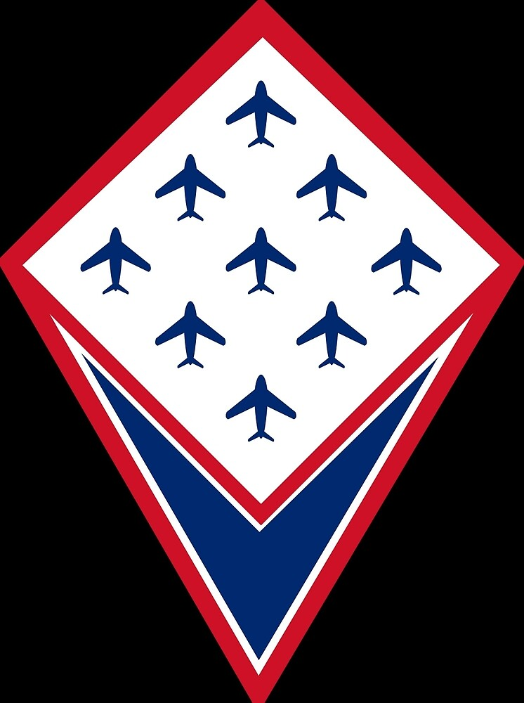 Blue Diamonds - Philippine Air Force (historical) by wordwidesymbols