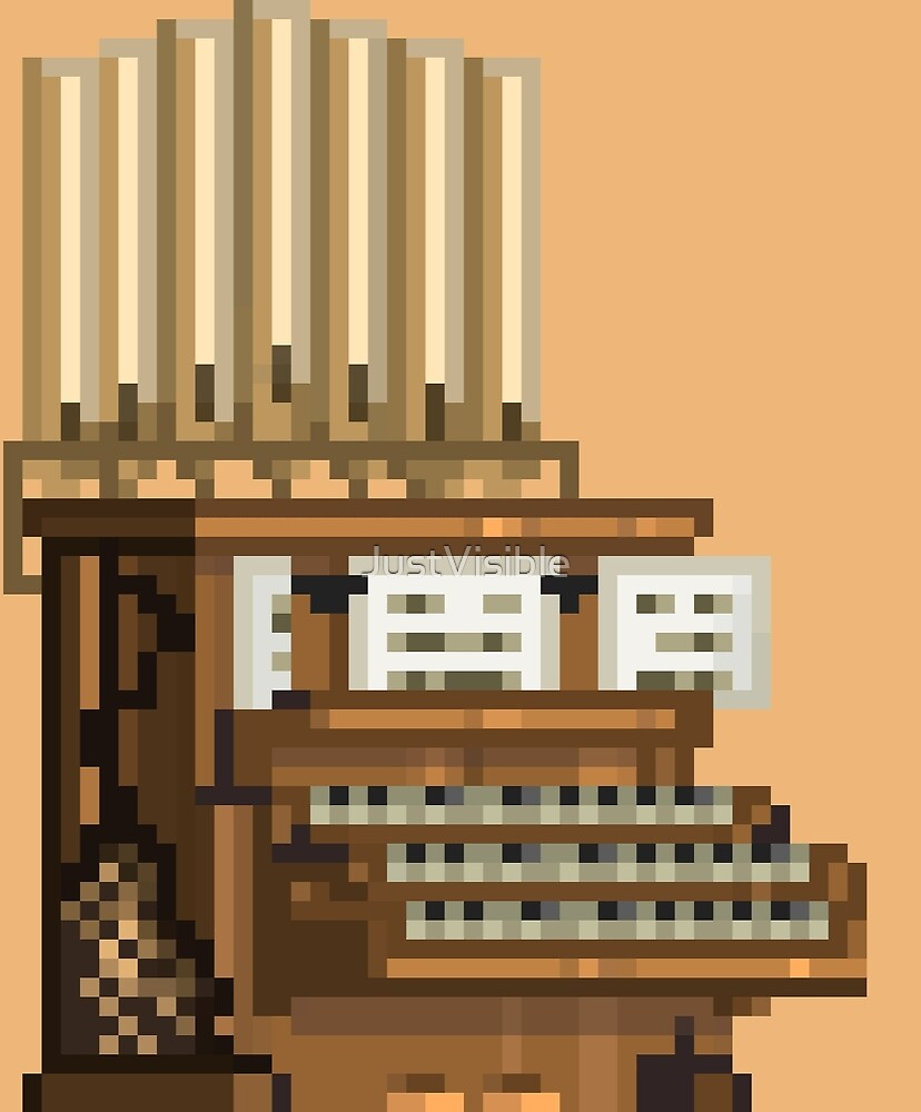 Steampunk Organ by JustVisible