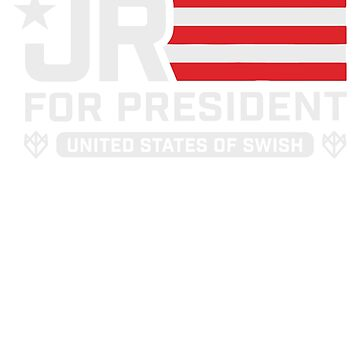 Jr Smith For President by CaseDesign