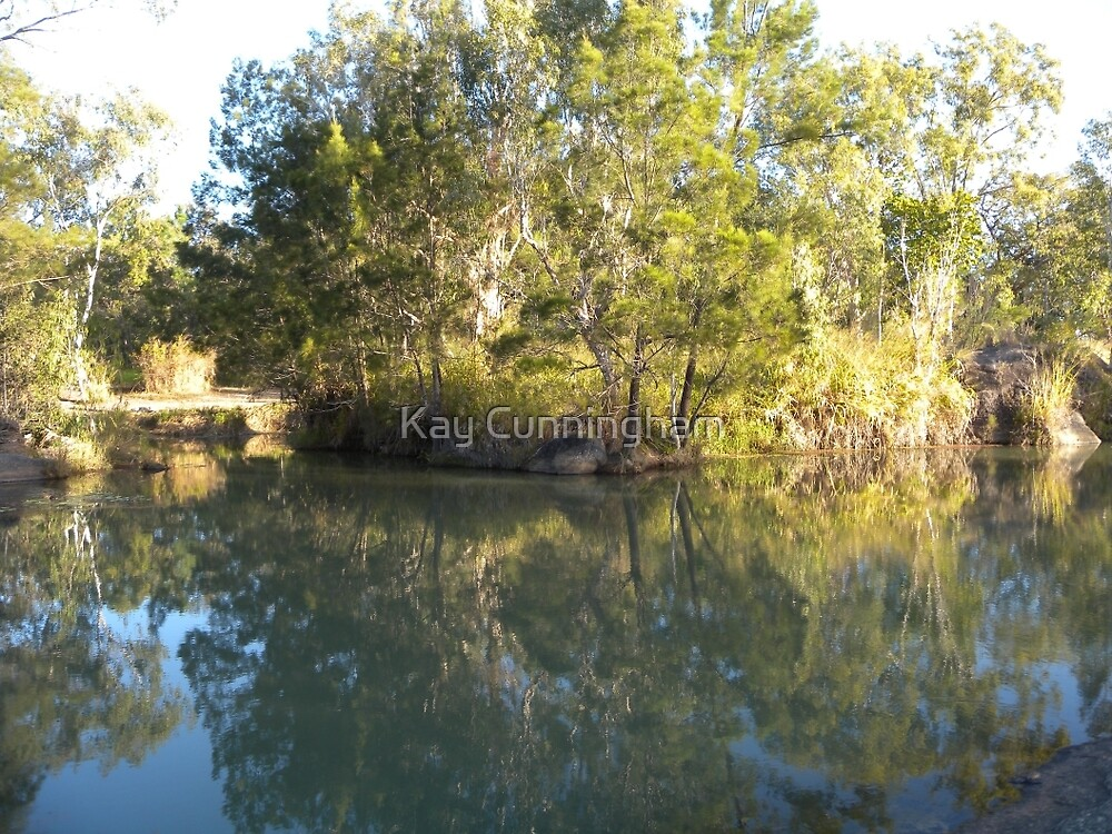 Reflections_Queensland_Australia by Kay Cunningham