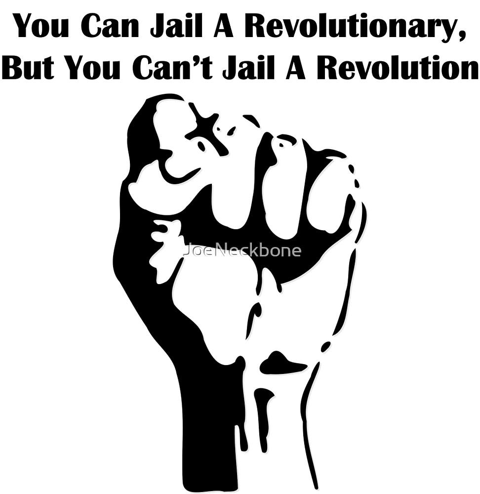 Tshirt Revolution by JoeNeckbone