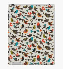 just birds china white iPad Case/Skin