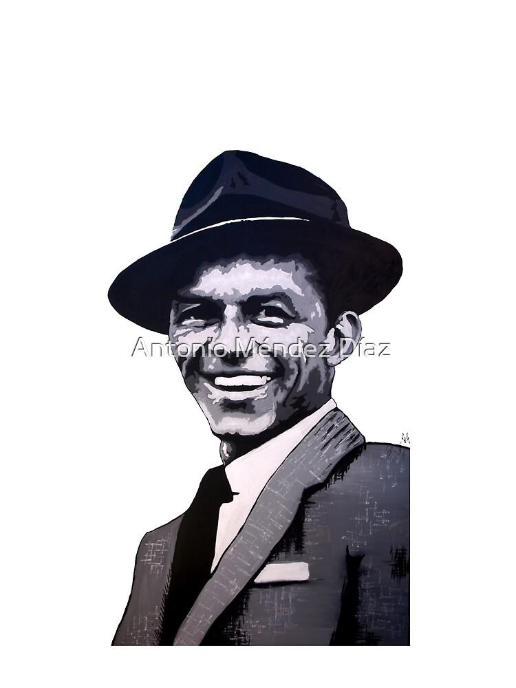 Frank Sinatra by absurdboy