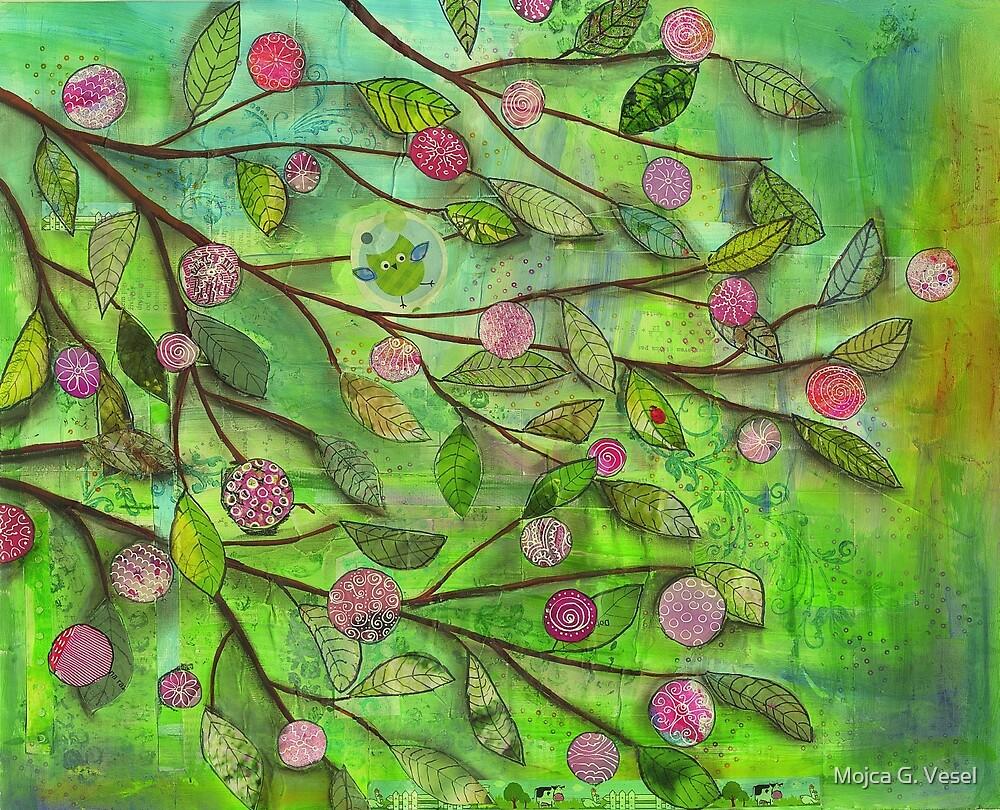 springtime by Mojca G. Vesel