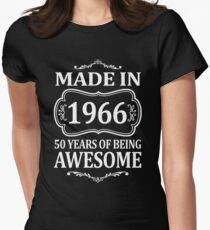 MADE IN 1966 50 YEARS OF BEING AWESOME  T-Shirt