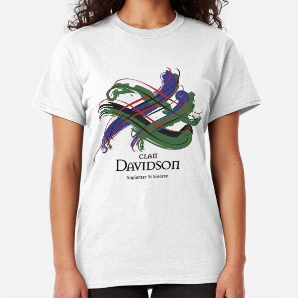 Clan Davidson  Classic T-Shirt