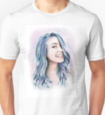 Watercolour Zoella Unisex T-Shirt