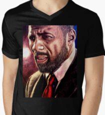 Luther Men's V-Neck T-Shirt
