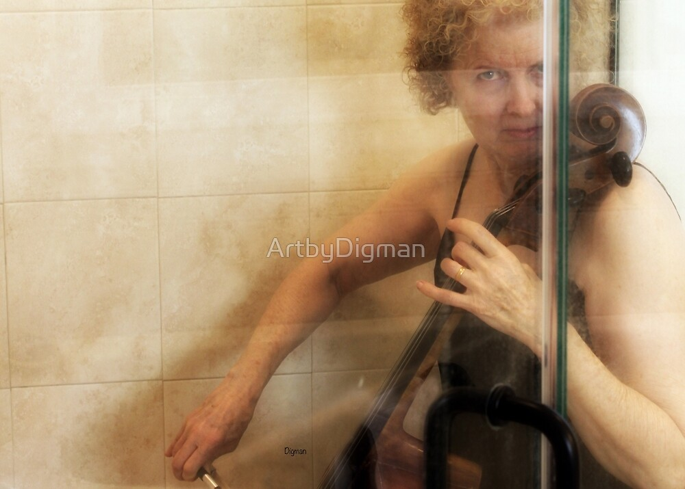 The Glass Room  by ArtbyDigman