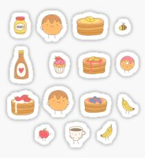 Pancake time ! Sticker