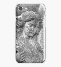 Holt Stone Angel iPhone Case/Skin