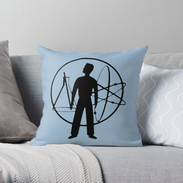 Duty Now For The Future Throw Pillow