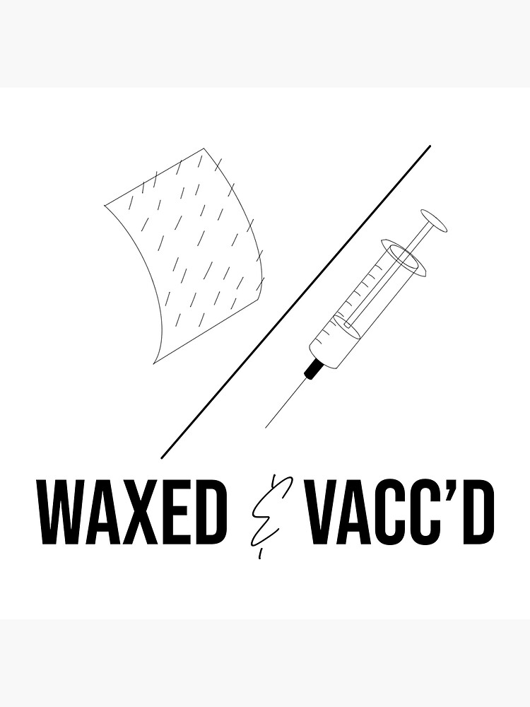 Waxed & Vacc'd Design by RebsRein