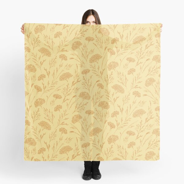 Meadowland (Gold) Scarf