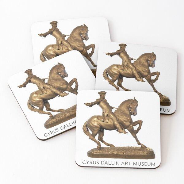 Paul Revere No. 5, 1899 Coasters (Set of 4)