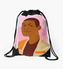 Mr Big Deal Drawstring Bag