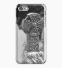 Celtic Cross 2 iPhone Case/Skin