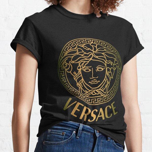 medusas de cabeza de oro Camiseta clásica