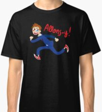 Allons-y! (full colour) Classic T-Shirt