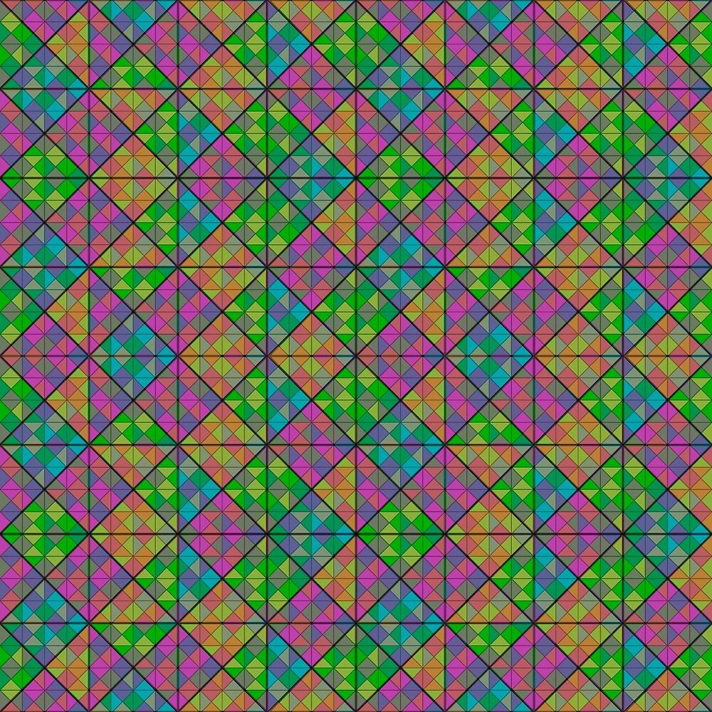 Mod Quilt  by Cody  VanDyke