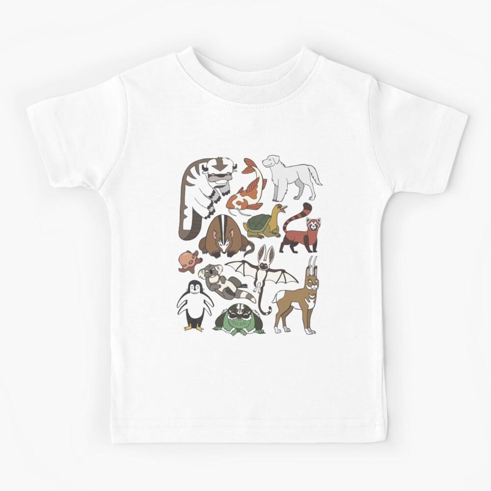Avatar Menagerie Kids T-Shirt