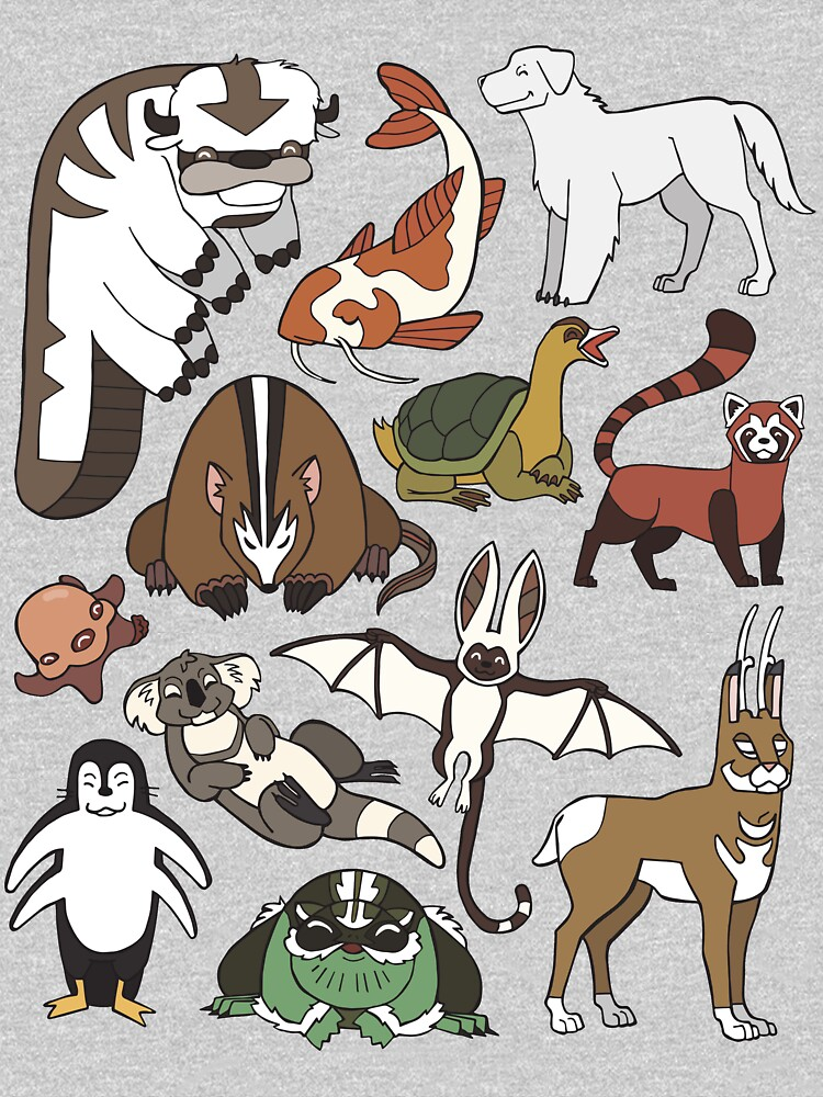 Avatar Menagerie by softbiology