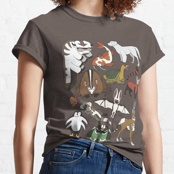 Avatar Menagerie Classic T-Shirt